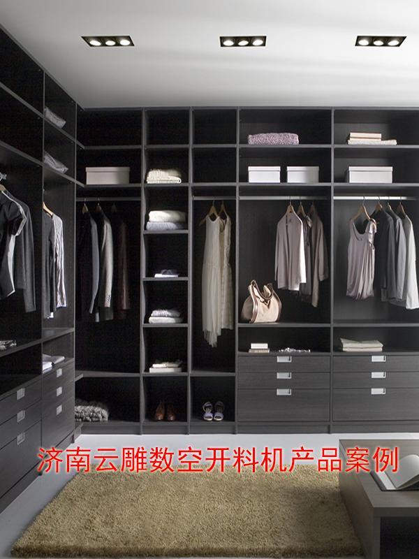 YD-1325板式家具生产线案例