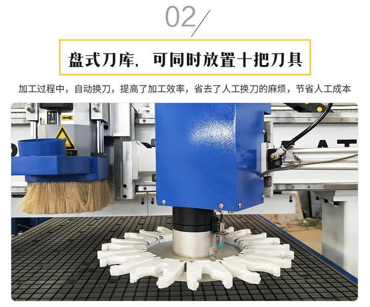板式家具数控开料机主轴的使用和维护知识