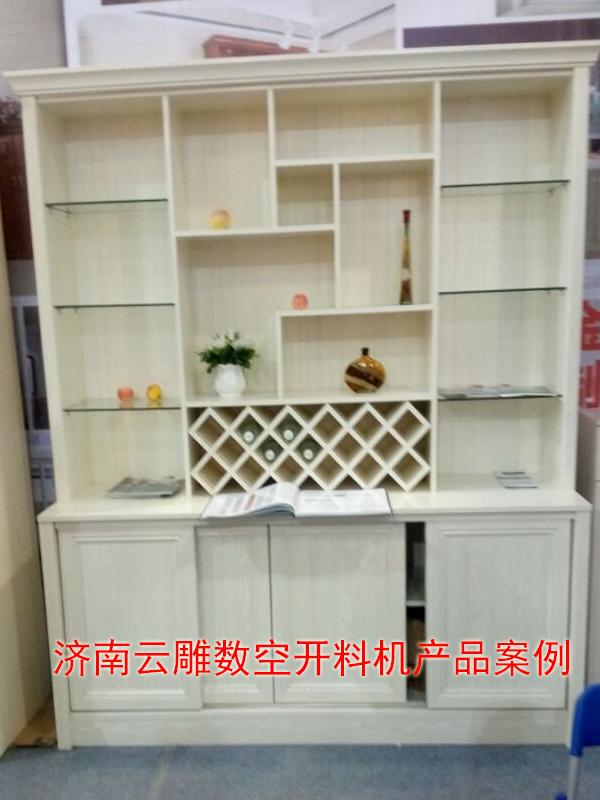 板式家具橱柜门开料机生产线设备