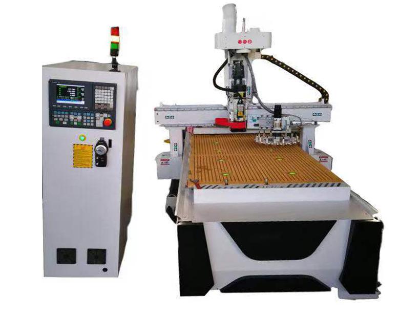 1325重型盘式换刀木工加工中心开料机
