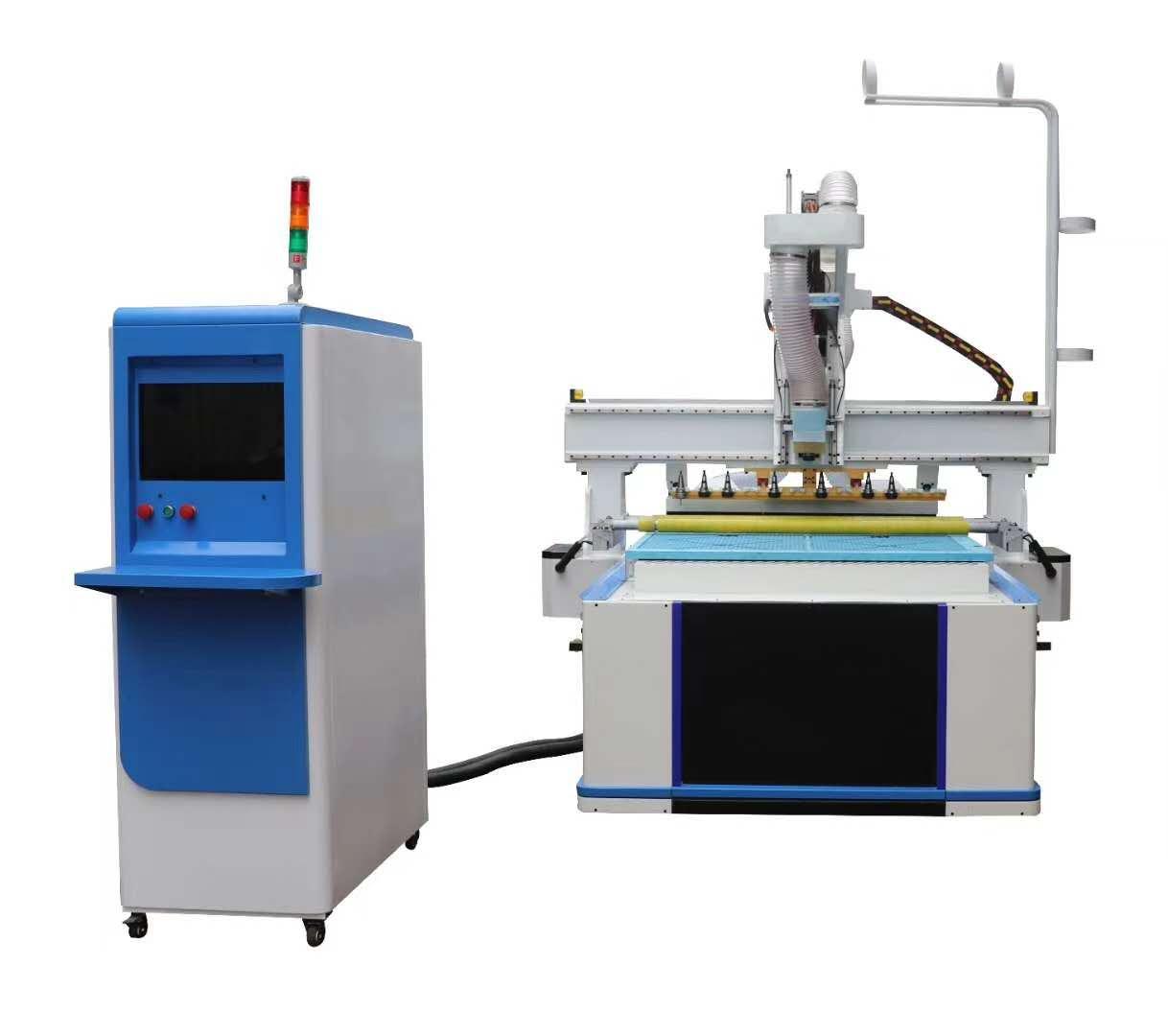 板式家具木工数控开料机